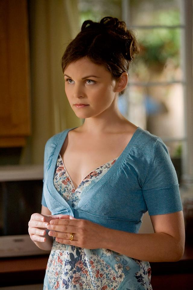 Ginnifer Goodwin stars in Big Love.