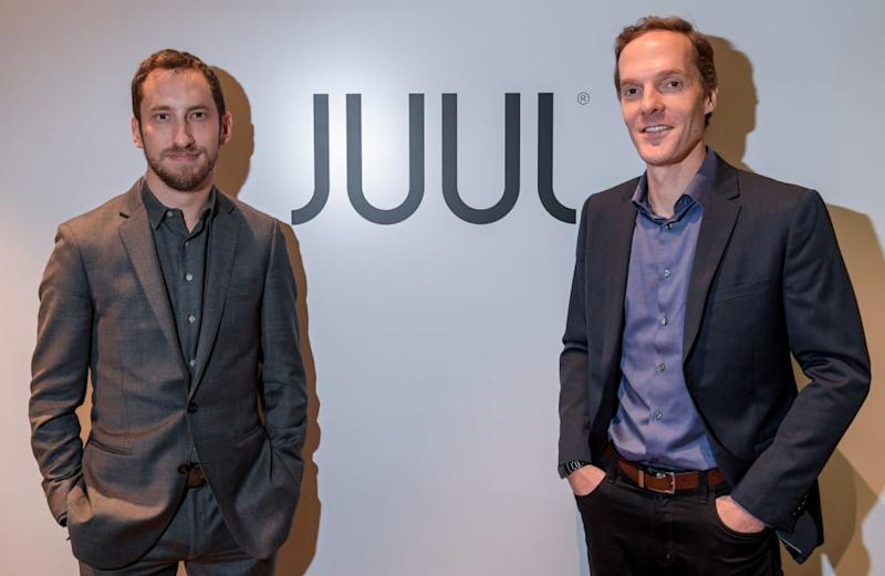 Pulling Flavored E-Cigs Hurt Sales in a 'Very Meaningful' Way, Juul Founders Say