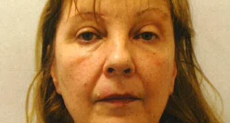 Jelana Bobrova, 54, was locked up for 10 weeks after she continued to make 999 calls to police despite being slapped with a criminal behaviour order. (SWNS)