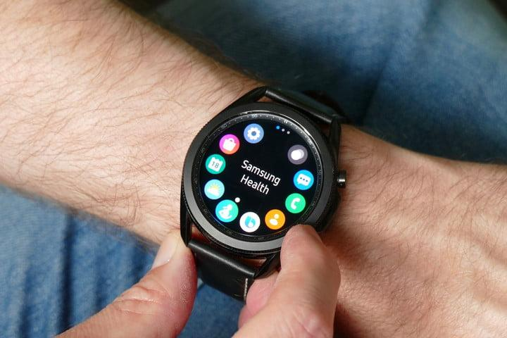 Samsung Galaxy Watch 3 Apps