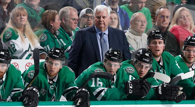 The Edmonton Oilers have replaced Todd McLellan with veteran bench boss Ken Hitchcock. (Getty).