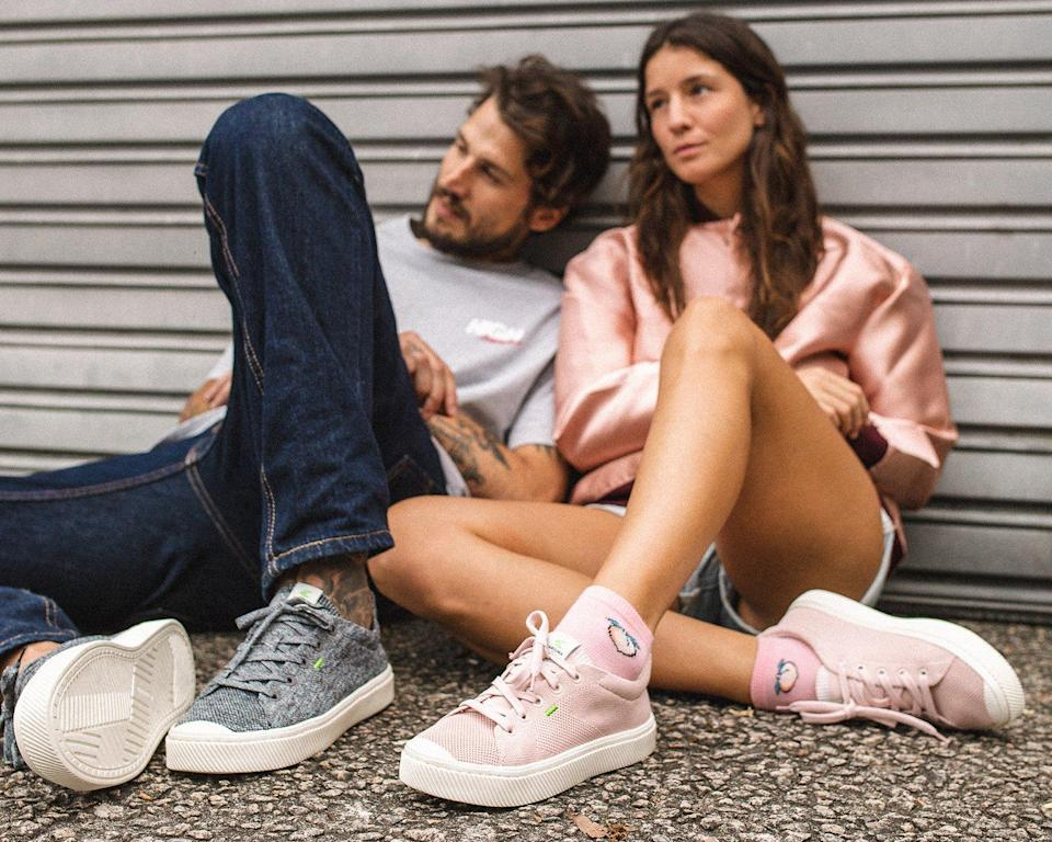 Cariuma IBI Sustainable Sneaker: Made of Bamboo and Recycled Materials