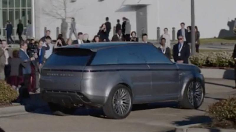 Range Rover concept from 'The First'
