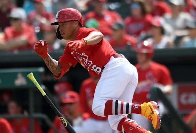 MLB: Spring Training-Washington Nationals at St. Louis Cardinals