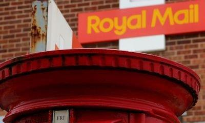 Royal Mail shares plummet as it posts downward earnings revision