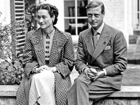 Wallis Simpson and Edward VIII were married in June 1937 (Getty Images)