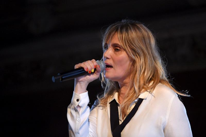French actress and singer Emmanuelle Seigner rejected an invitation to join the body that awards the Oscars in protest at its decision to expel her husband Roman Polanski