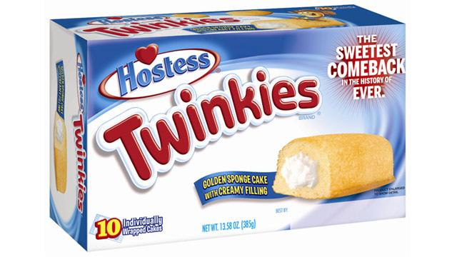 Twinkies Set to Make 'Sweetest Comeback' in July