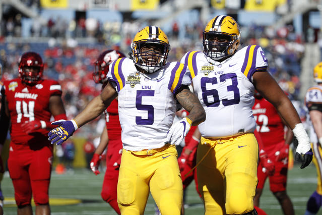 Can Derrius Guice be better than he was in 2016?