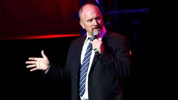 PHOTO: Louis C.K. performs during the 10th Annual Stand Up For Heroes Show at Madison Square Garden on Nov. 1, 2016 in New York City. (Laura Cavanaugh/FilmMagic via Getty Images)