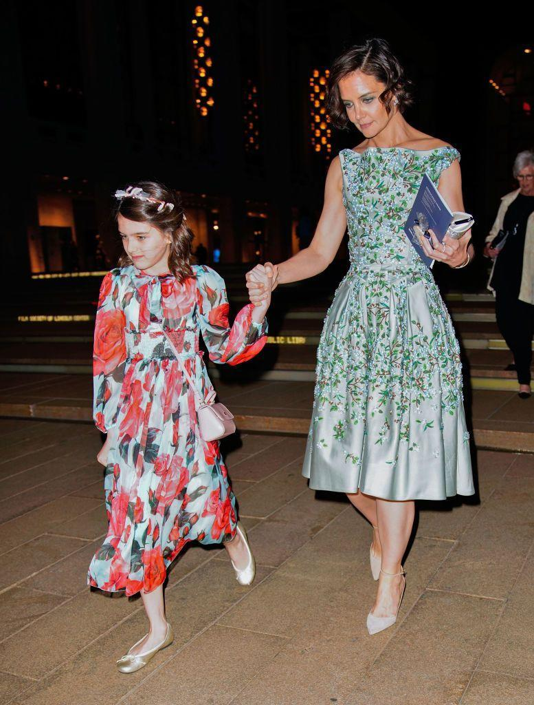 "<p>""<a href=""https://www.townandcountrymag.com/leisure/arts-and-culture/a9653/katie-holmes-interview-jackie-kennedy/"" rel=""nofollow noopener"" target=""_blank"" data-ylk=""slk:My child"" class=""link rapid-noclick-resp"">My child</a> is the most important person to me, and her upbringing is paramount to my work right now. It's very important that I'm present and she has a stable, innocent childhood. I feel so blessed to do what I do, but there's nothing in the world better than watching your child succeed.""</p>"