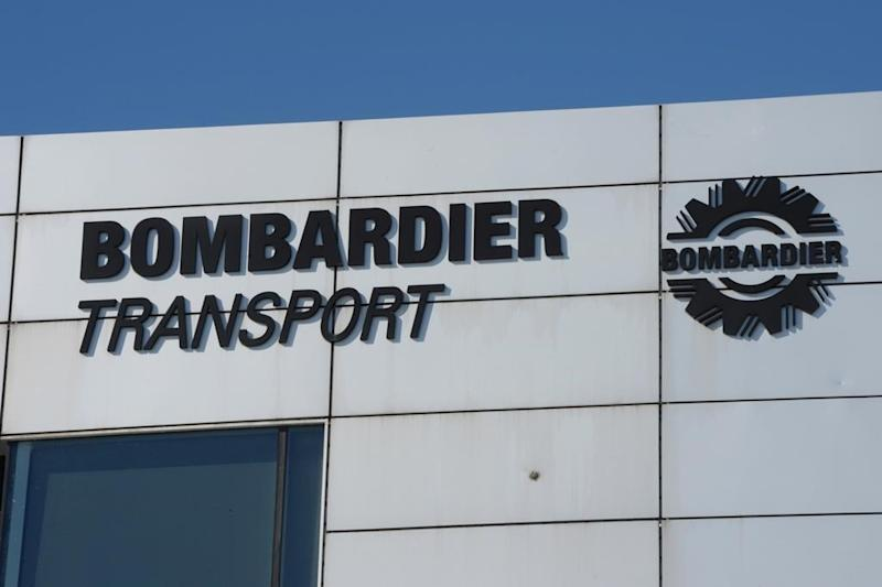 Bombardier stocks drop as investors flinch at sale of train division to Alstom