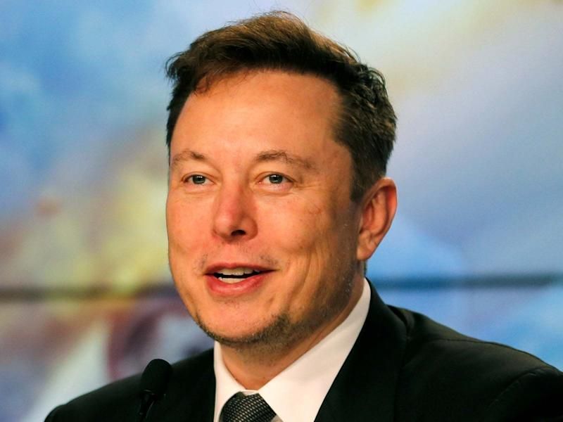 Tesla founder and CEO, Elon Musk, has been criticised for plans to restart production: REUTERS