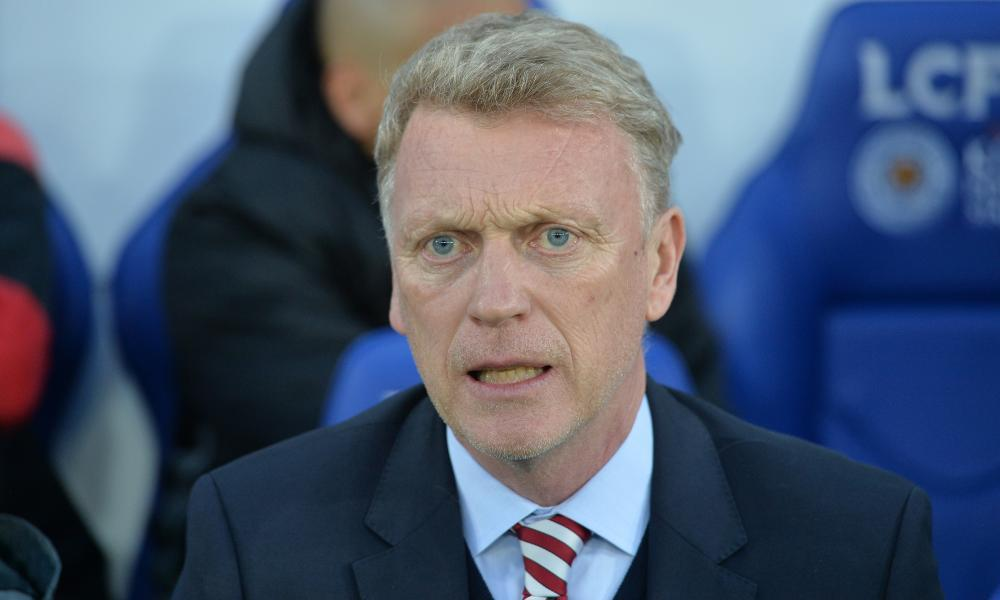 David Moyes' Sunderland side have not scored in their past six Premier League games and have been cast adrift at the bottom of the table.