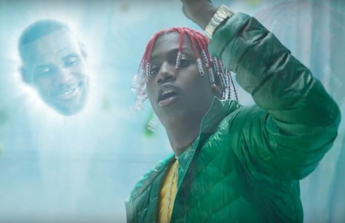 LeBron And Lil Yachty Get Downright Meta In New Sprite Ads