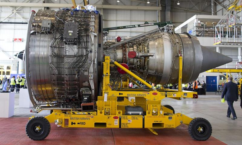 Troubled Rolls-Royce reveals £2bn cash-call