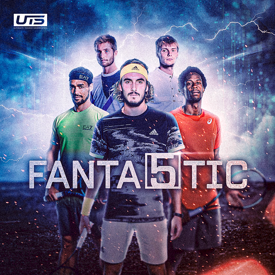Stefanos Tsitsipas will take part in the Ultimate Tennis Showdown next month