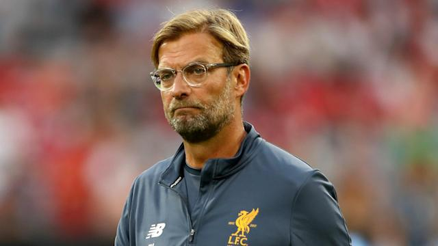 Liverpool boss Jurgen Klopp could only shake his head after a disappointing draw at Watford. (Goal.com)