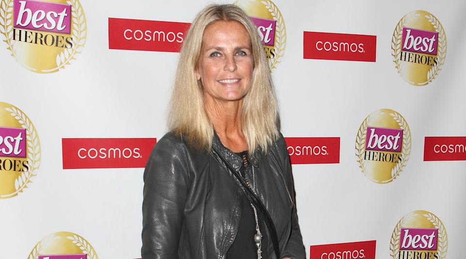 Ulrika Jonsson is mourning the death of her pet bulldog. (Getty Images)