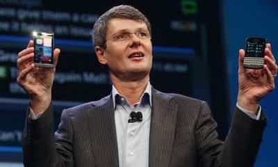 Mobile Wars: New BlackBerry 10 Launched