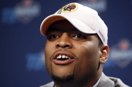 NFL notebook: Redskins OT Williams to hold out