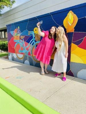 Beaumont is booming with new murals, attractions, restaurants, and bars.