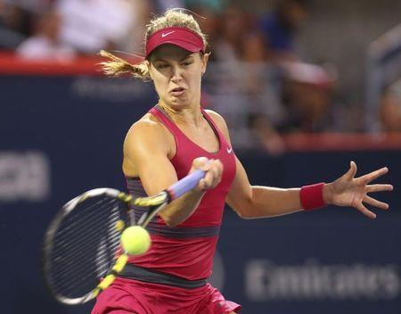 Tennis: Rogers Cup - Rogers v Bouchard