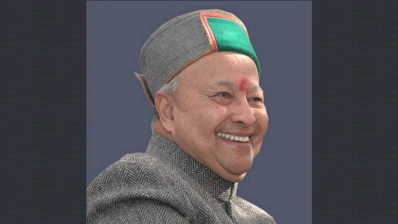 Himachal CM Virbhadra Singh Appears Before ED in Laundering Case