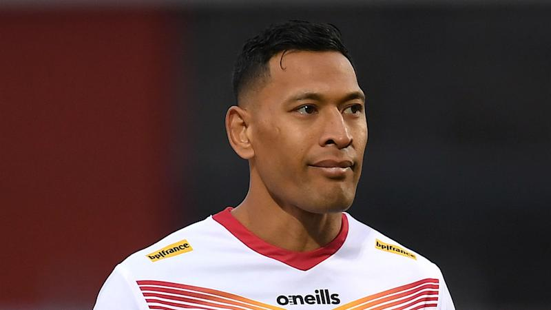 In-demand Folau signs new Catalans deal