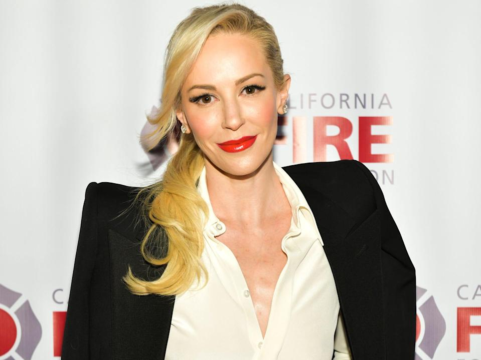 Louise Linton Rodin Eckenroth Getty