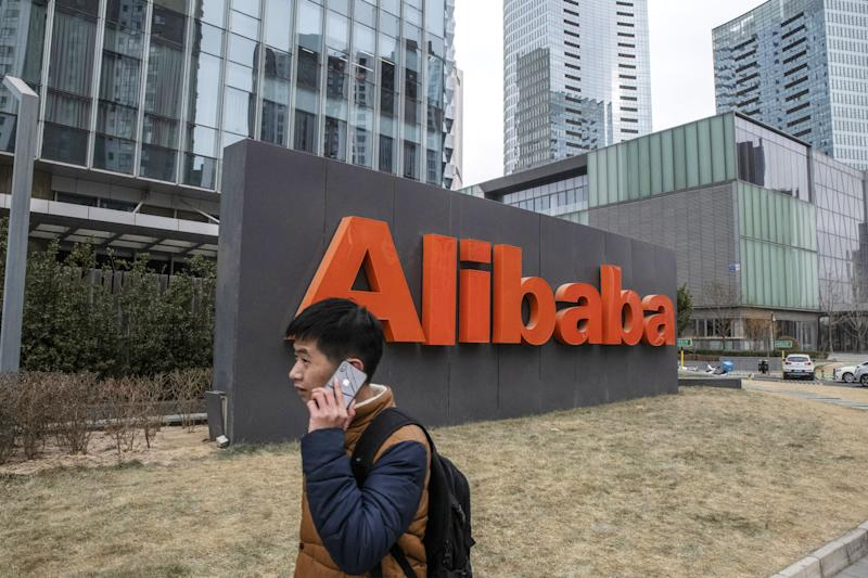Chinese shoppers conjure up strong sales at Alibaba