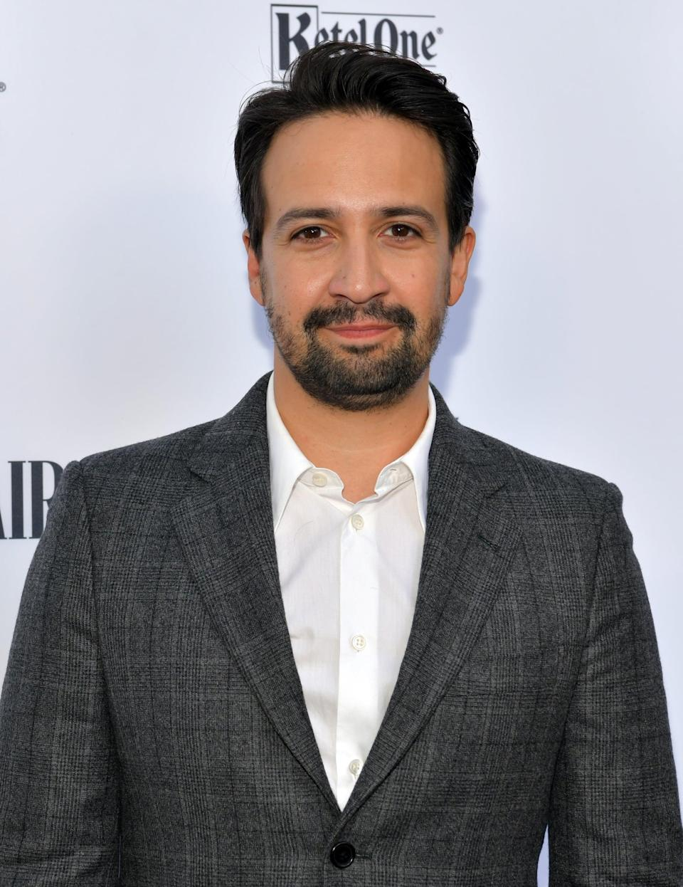 <p>The original Usnavi of the Broadway play, Miranda takes on a drastically different role in the film. The writer plays Piragüero, the owner of a small piragua stand that competes with Mister Softee.</p>