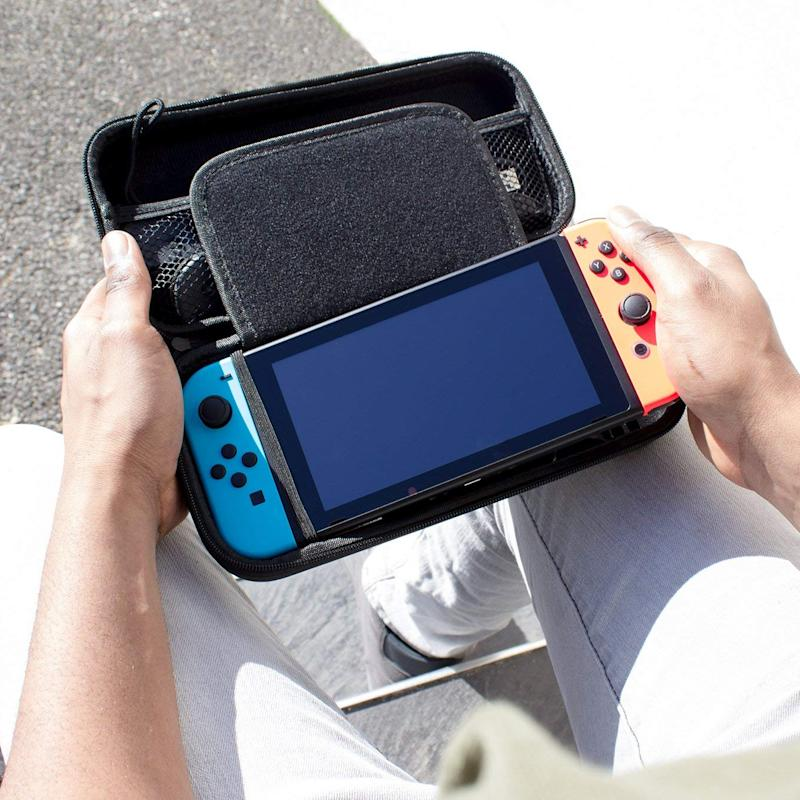 Take your Nintendo Switch on-the-go! (Photo: Amazon)