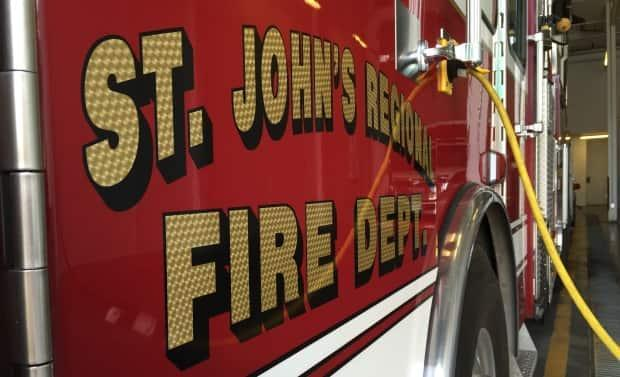 St. John's Regional Fire Department crews responded to a barn fire at a dairy farm in the Goulds Monday night.