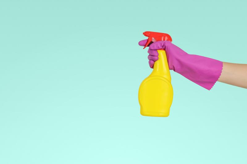 Brits spend over £150 a year on cleaning products. Photo: JESHOOTS.COM/Unsplas