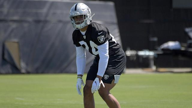 The hard-hitting safety should be a key member of the Raiders' secondary for years to come.