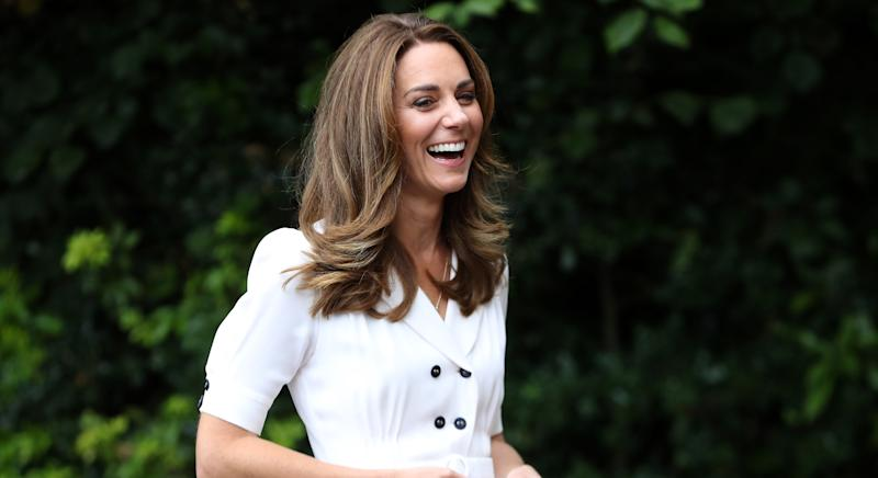 Kate Middleton launched the Hold Still photography project earlier this year. (Getty Images)