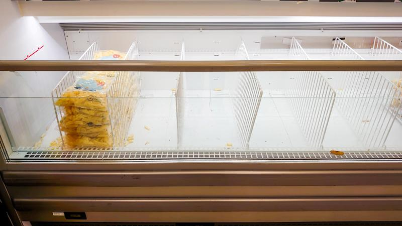 Despite the panic buying, people are still ignoring some foods. (Getty Images)