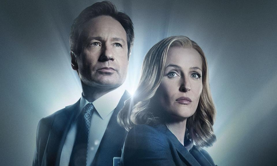 'The X-Files'. (Credit: Fox)