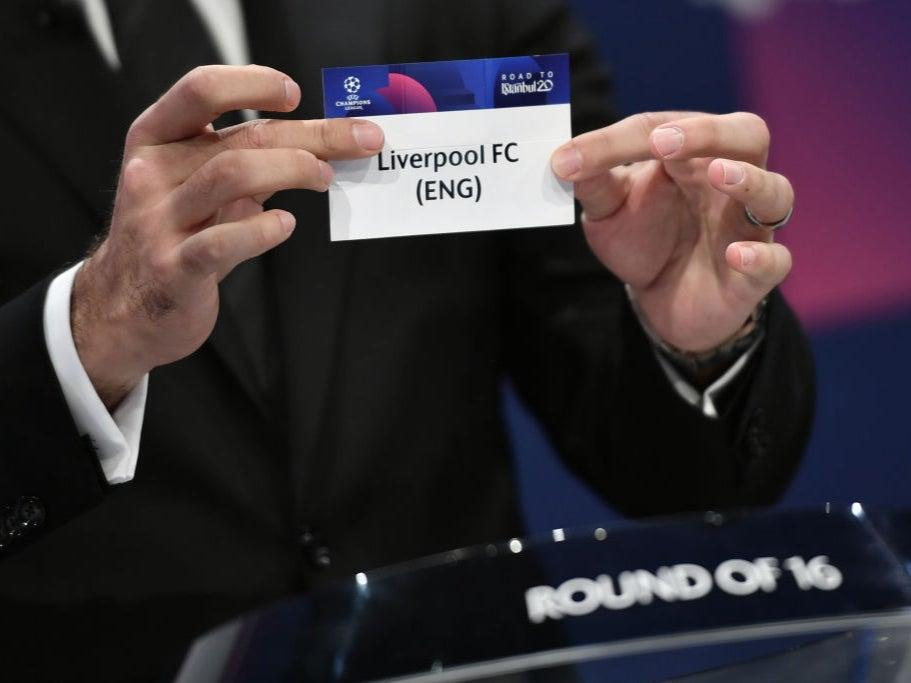 <p>The Champions League enters the quarter-final stages</p> (Getty)