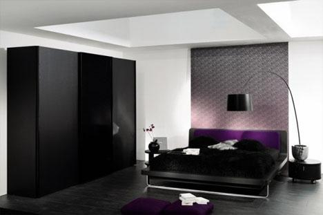 Creative Color Minimalist Bedroom Interior Design Ideas - Minimalist-bedroom-interior-inspiration-from-huelsta