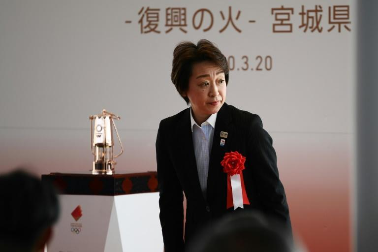 Hashimoto was born in 1964 -- just days before the start of the last Tokyo Olympics