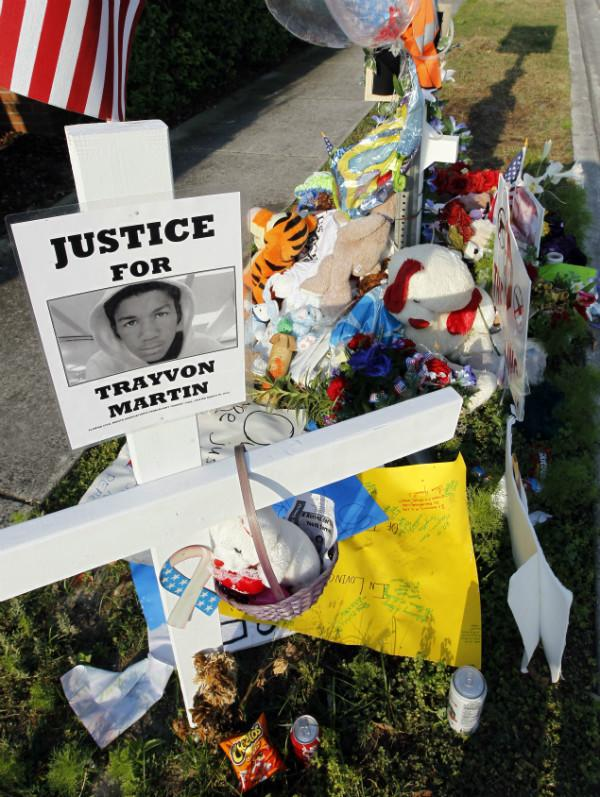 Talk of permanent Trayvon Martin memorial in Sanford ...