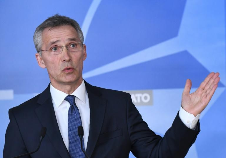 NATO General Secretary Jens Stoltenberg  said there should be no let up yet in pressure on Pyongyang