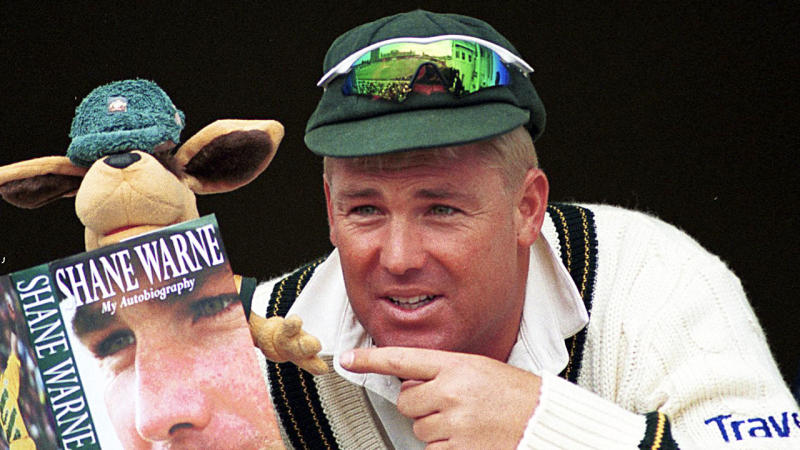 Shane Warne's baggy green cap, pictured, was sold to the Commonwealth Bank for just over $1 million at auction to raise money for bushfire relief efforts.
