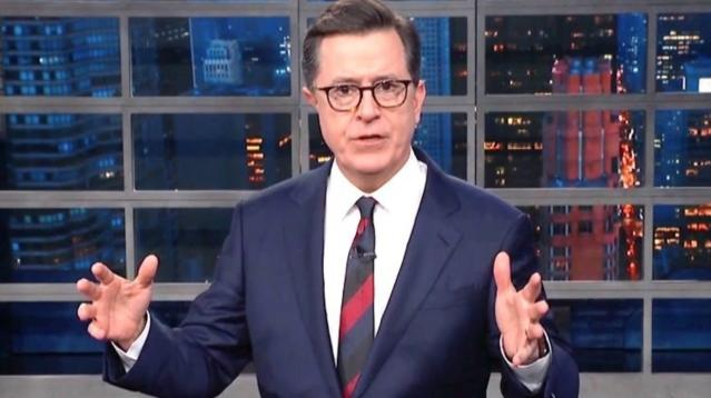 Stephen Colbert Has A Bold Prediction For The Trump-Kim Meeting