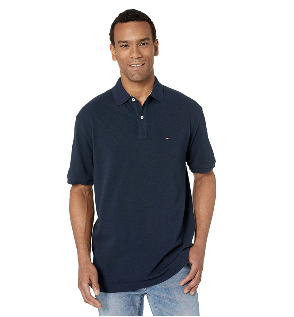 Tommy Hilfiger polo shirt, best Amazon prime day deals