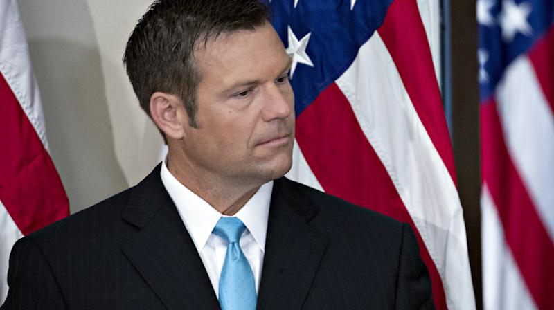 Ethics Watchdogs Say Kris Kobach's Compensation From Breitbart Raises Questions