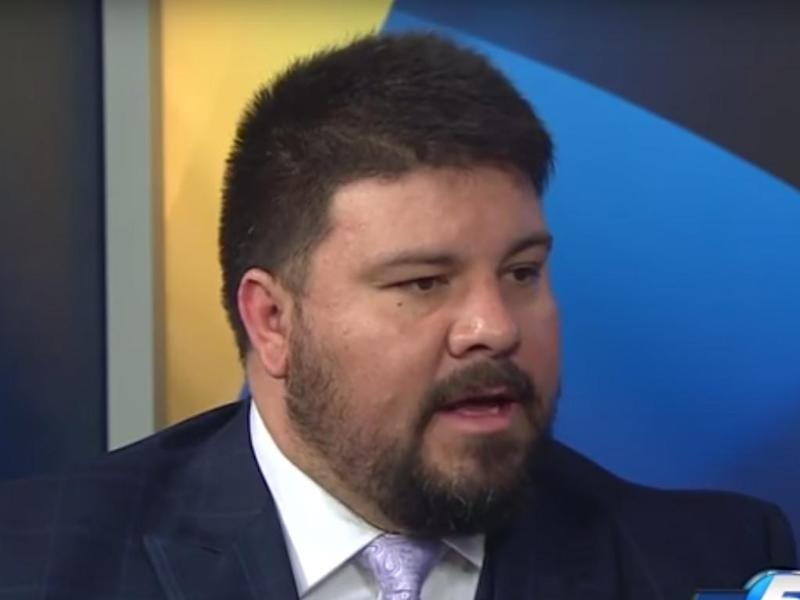 Ralph Shortey endorsed Donald Trump for president just three months after the businessman announced he was running
