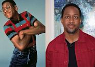 <p>Since his days as <em>Family Matters</em>' favorite star, actor Jaleel White has changed quite a bit — and he's more handsome than ever.</p>